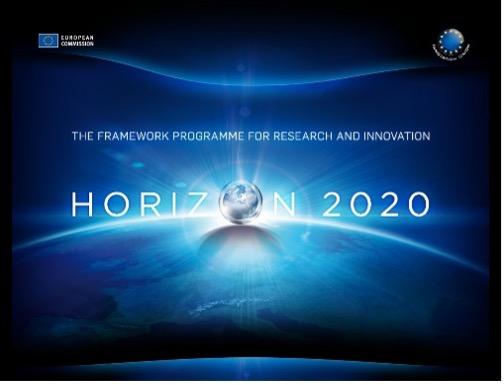 Horizon 2020 European commission logo