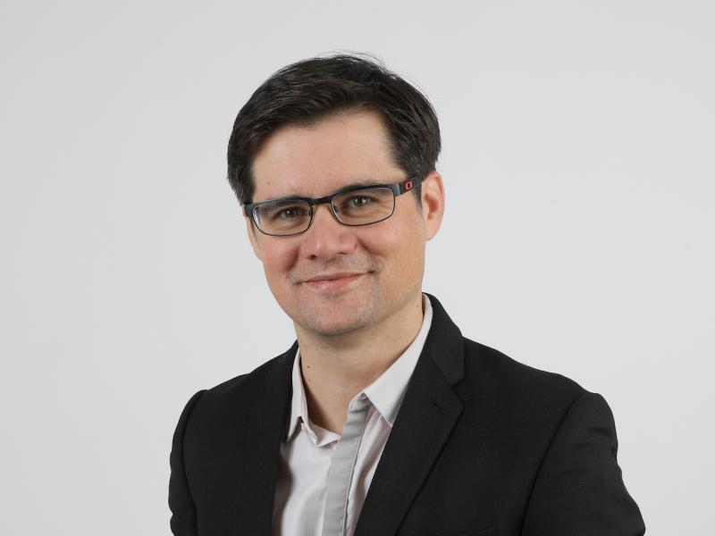 Mathieu Caras, Mirsense CEO