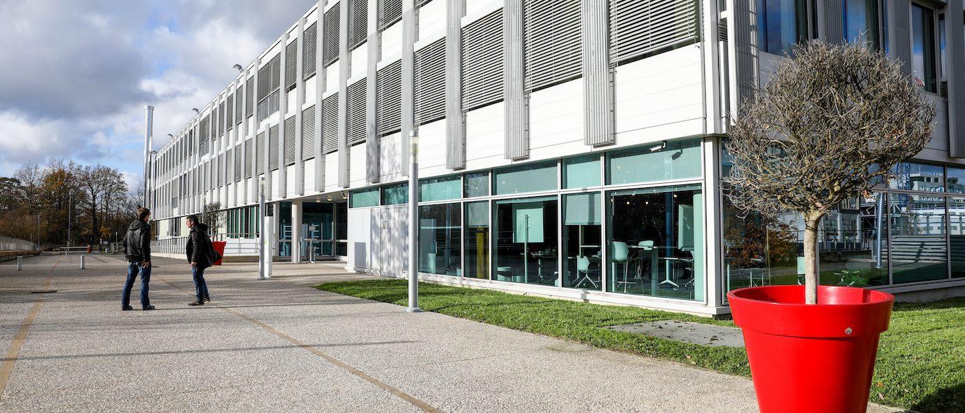 Mirsense's headquarter in Palaiseau, Paris Saclay (France)
